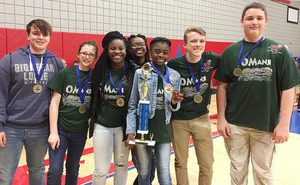 BHS/BMS, BES OM teams both win state