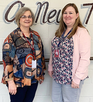BHS teachers Brasfield, Williams to present at annual conference