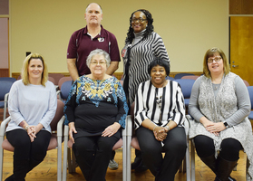 Employees give $3,569.45 to Blytheville United Way in 'significant' contribution
