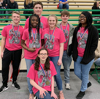 OM teams earn 3 firsts, second at NE Regional