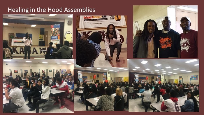 healing in the hood assemblies