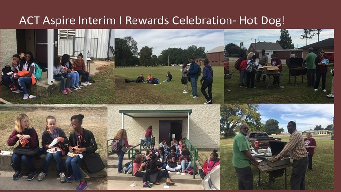 interim reward celebration