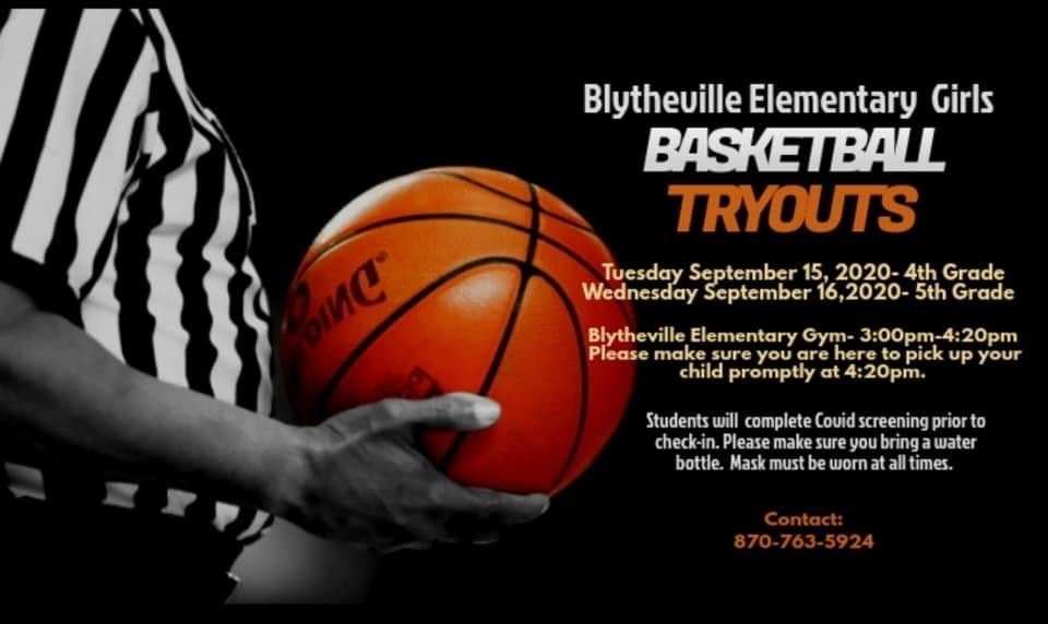 BES basketball tryouts